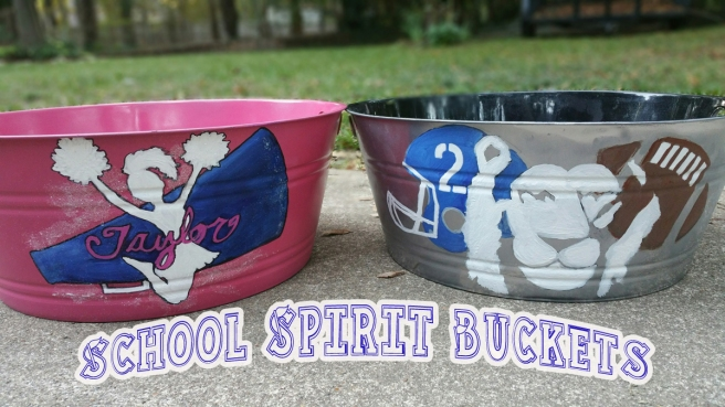Homecoming bucket 2