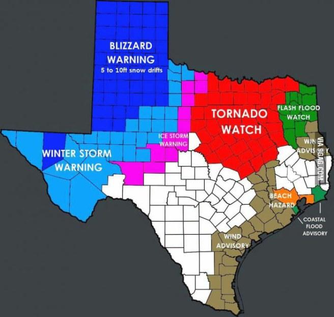texas weather
